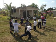 Bilwi Nicaragua Proyecto UNICEF-REBOOT Rafael Villa