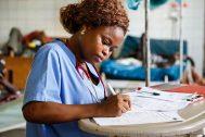 DFID nurse